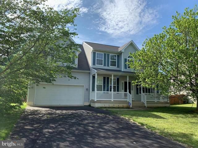 7 Sunset Ridge Lane, FREDERICKSBURG, VA 22405 (#VAST221630) :: RE/MAX Cornerstone Realty