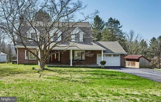 422 Old Baltimore Pike, CHADDS FORD, PA 19317 (#PACT505534) :: Bob Lucido Team of Keller Williams Integrity