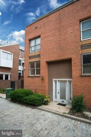 138 Welcome Alley Th3, BALTIMORE, MD 21201 (#MDBA509378) :: The Redux Group