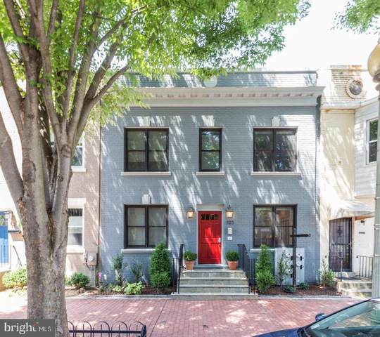 125 Bates Street NW #2, WASHINGTON, DC 20001 (#DCDC467974) :: The Licata Group/Keller Williams Realty