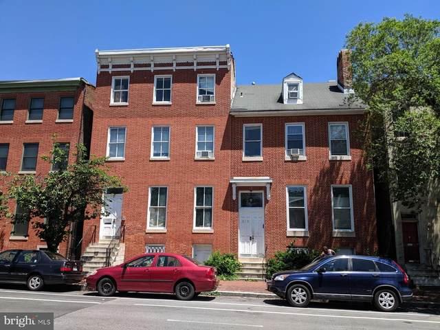 615/617 N Paca Street, BALTIMORE, MD 21201 (#MDBA509400) :: Bob Lucido Team of Keller Williams Integrity