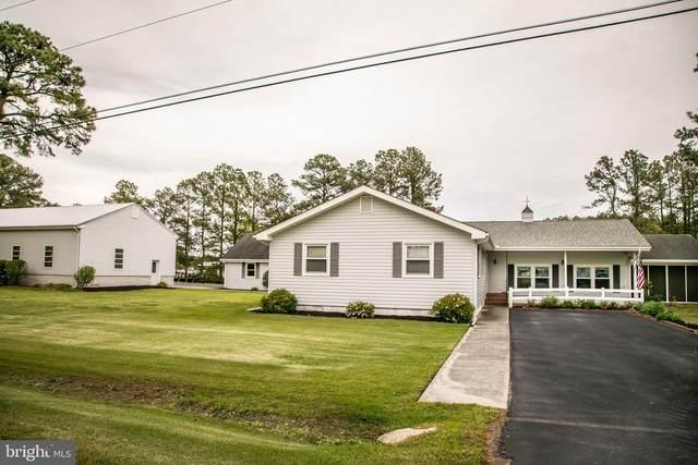 5207 S Pomfrett Road, CRISFIELD, MD 21817 (#MDSO103478) :: Colgan Real Estate