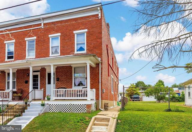 192 W All Saints Street, FREDERICK, MD 21701 (#MDFR263708) :: Network Realty Group
