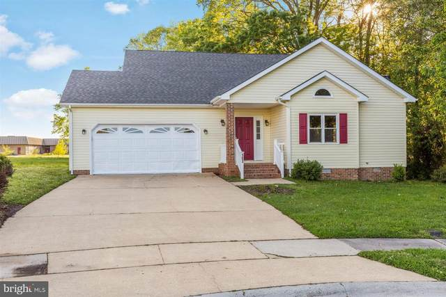 103 Woodland Court, SNOW HILL, MD 21863 (#MDWO113670) :: Bob Lucido Team of Keller Williams Integrity