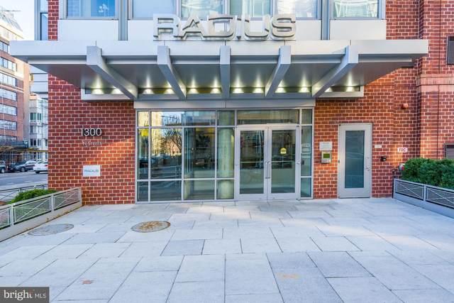 1300 N Street NW #711, WASHINGTON, DC 20005 (#DCDC468022) :: The Licata Group/Keller Williams Realty