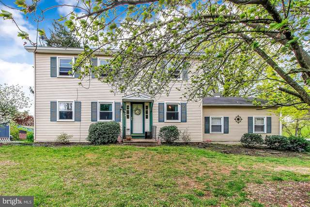 120 Fairway Drive, ETTERS, PA 17319 (#PAYK137148) :: The Joy Daniels Real Estate Group