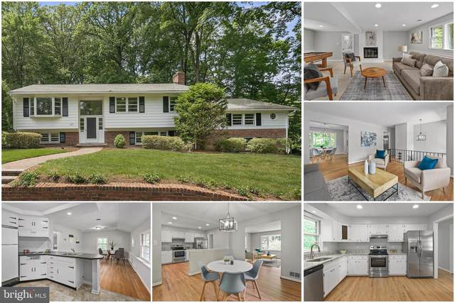3512 Cobb Drive, FAIRFAX, VA 22030 (#VAFC119764) :: Great Falls Great Homes