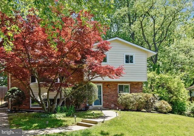 1724 Evelyn Drive, ROCKVILLE, MD 20852 (#MDMC706482) :: Radiant Home Group