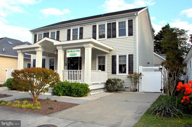 34 Olive Avenue, REHOBOTH BEACH, DE 19971 (#DESU160554) :: Barrows and Associates
