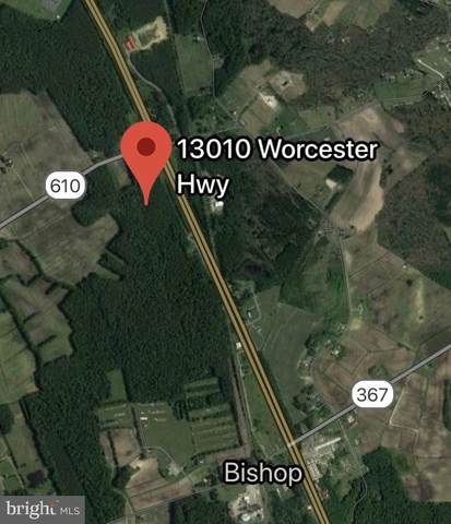 13010 Worcester Highway, BISHOPVILLE, MD 21813 (#MDWO113678) :: HergGroup Mid-Atlantic