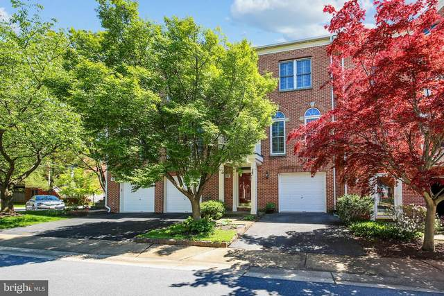 10 Fire Princess Court, ROCKVILLE, MD 20850 (#MDMC706510) :: The Miller Team