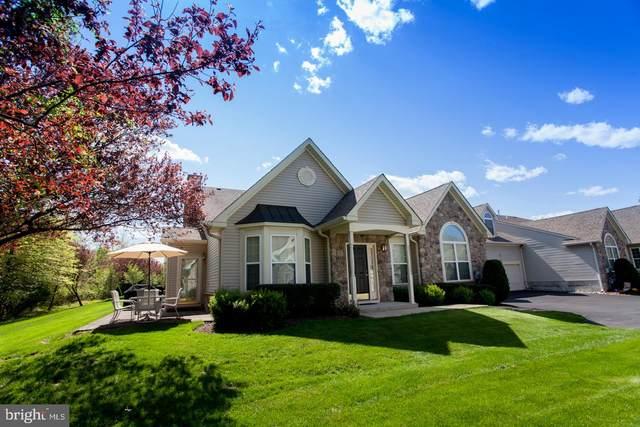 151 Villa Drive, WARMINSTER, PA 18974 (#PABU495684) :: Better Homes Realty Signature Properties