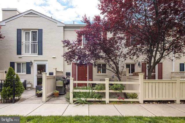 1433B N Van Dorn Street, ALEXANDRIA, VA 22304 (#VAAX246042) :: Arlington Realty, Inc.