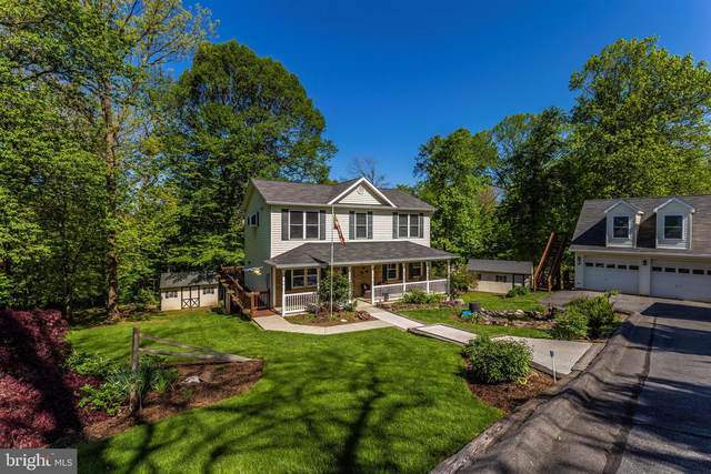 505 4TH Avenue, BRUNSWICK, MD 21716 (#MDFR263750) :: The Dailey Group