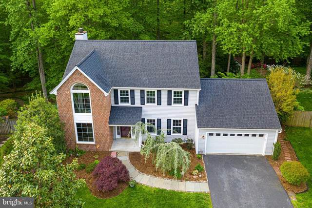 9615 Laurel Oak Place, FAIRFAX STATION, VA 22039 (#VAFX1127192) :: Bruce & Tanya and Associates