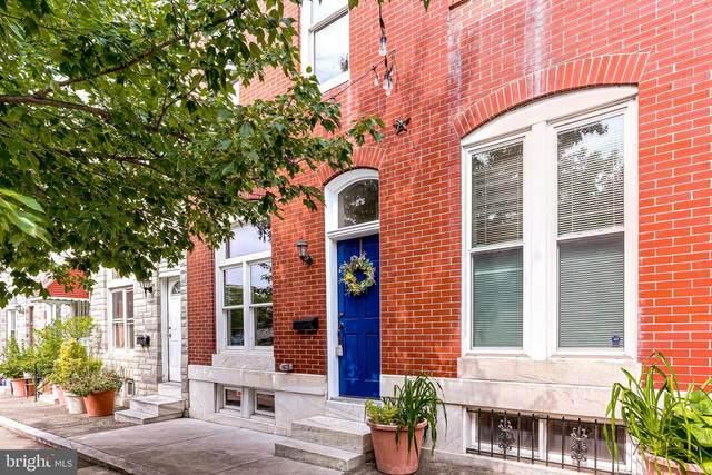 25 N Luzerne Avenue, BALTIMORE, MD 21224 (#MDBA509550) :: The Licata Group/Keller Williams Realty