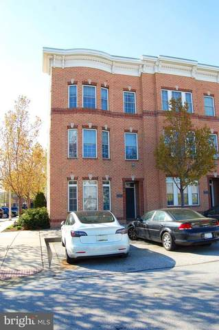 1338 Decatur Street, BALTIMORE, MD 21230 (#MDBA509556) :: The Miller Team