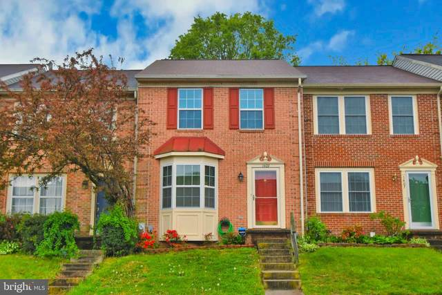 1409 St Christopher Court, EDGEWOOD, MD 21040 (#MDHR246446) :: Advance Realty Bel Air, Inc