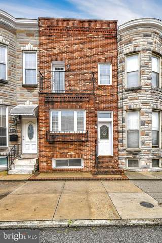 142 S Highland Avenue, BALTIMORE, MD 21224 (#MDBA509564) :: The Bob & Ronna Group