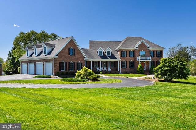 3530 Huntley Drive, DAVIDSONVILLE, MD 21035 (#MDAA433396) :: Keller Williams Flagship of Maryland