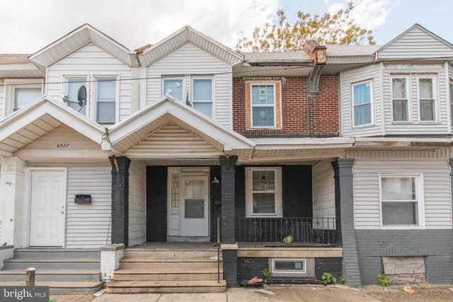6525 Saybrook Avenue, PHILADELPHIA, PA 19142 (#PAPH893490) :: Shamrock Realty Group, Inc