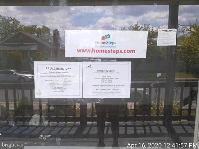 6510 Colgate Avenue, BALTIMORE, MD 21222 (#MDBA509594) :: Pearson Smith Realty