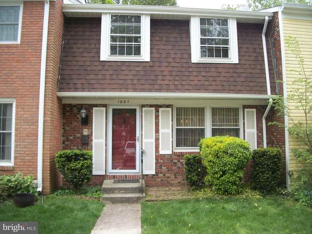 1687 Freemont Court, CROFTON, MD 21114 (#MDAA433422) :: The Licata Group/Keller Williams Realty