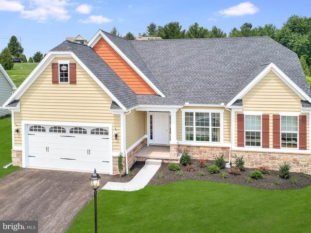 105 Quartz Ridge Road, HANOVER, PA 17331 (#PAYK137200) :: TeamPete Realty Services, Inc