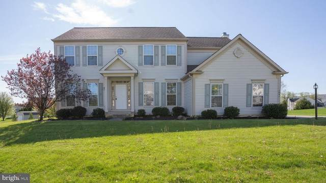 1941 Chichester Crossing, MACUNGIE, PA 18062 (#PALH113932) :: Sunita Bali Team at Re/Max Town Center