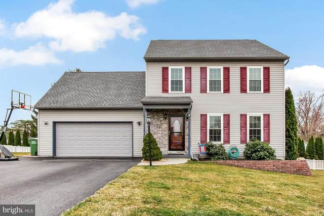 160 Bryn Way, MOUNT WOLF, PA 17347 (#PAYK137206) :: The Joy Daniels Real Estate Group