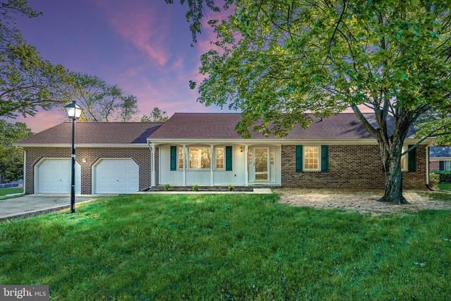 2 Mt Vernon Avenue, FREDERICKSBURG, VA 22405 (#VAST221708) :: The Licata Group/Keller Williams Realty