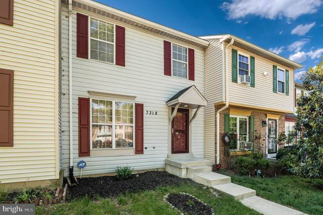 7318 Shady Glen Terrace, CAPITOL HEIGHTS, MD 20743 (#MDPG567670) :: Arlington Realty, Inc.