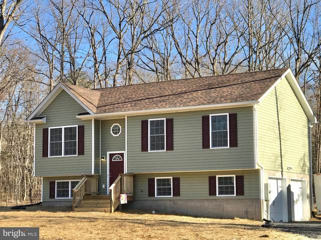 218 Criser Rd W, FRONT ROYAL, VA 22630 (#VAWR140194) :: Radiant Home Group
