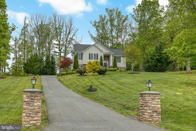 6680 Kelly Road, WARRENTON, VA 20187 (#VAFQ165426) :: The Miller Team