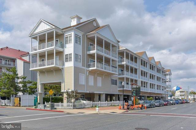 200 Wicomico Street #305, OCEAN CITY, MD 21842 (#MDWO113694) :: Jennifer Mack Properties