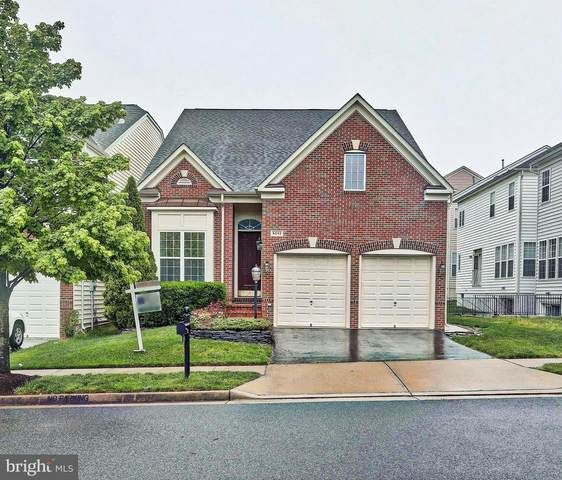 9093 Purvis Drive, LORTON, VA 22079 (#VAFX1127432) :: Debbie Dogrul Associates - Long and Foster Real Estate