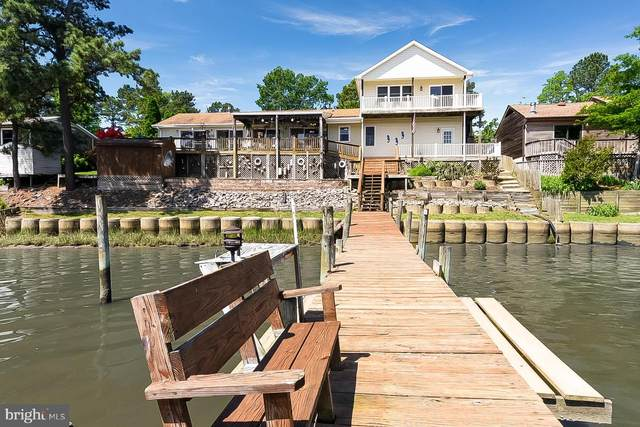 172 Sea Horse Drive, COLONIAL BEACH, VA 22443 (#VAWE116382) :: Cristina Dougherty & Associates