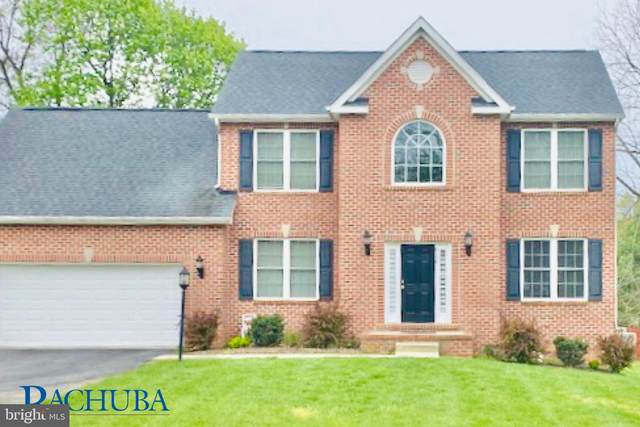 6103 Claire Drive, ELKRIDGE, MD 21075 (#MDHW279096) :: The Miller Team