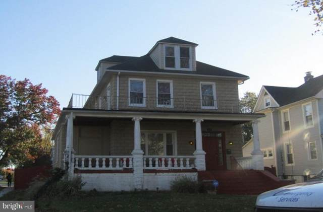 4201 Fernhill Avenue, BALTIMORE, MD 21215 (#MDBA509672) :: The Licata Group/Keller Williams Realty