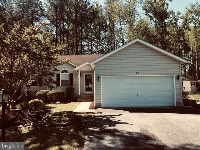 51 Teal Circle, OCEAN PINES, MD 21811 (#MDWO113698) :: RE/MAX Coast and Country