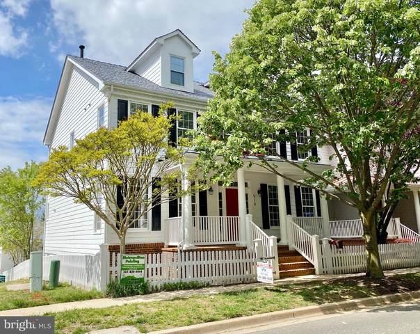 510 Chestertown Street, GAITHERSBURG, MD 20878 (#MDMC706688) :: Dart Homes