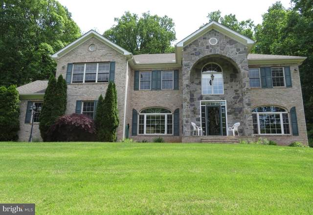 3780 Point Of Rocks Road, JEFFERSON, MD 21755 (#MDFR263852) :: The Dailey Group