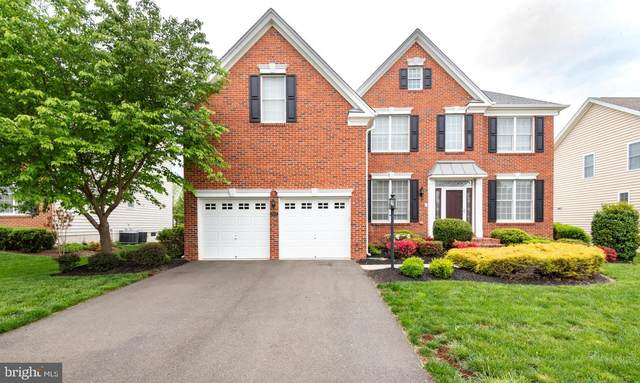 15308 Turning Leaf Place, HAYMARKET, VA 20169 (#VAPW494364) :: Network Realty Group
