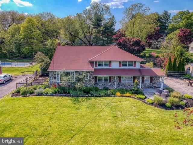 209 Georgian Drive, CINNAMINSON, NJ 08077 (#NJBL372178) :: Tessier Real Estate