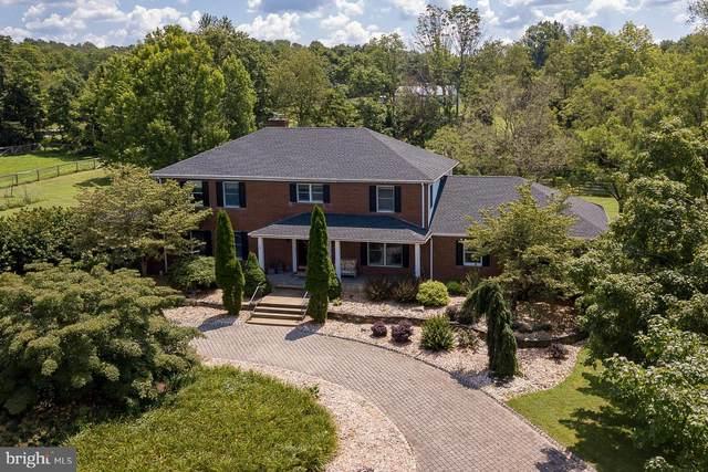 131 Hopewell Wertsville Road, HOPEWELL, NJ 08525 (#NJME295224) :: Blackwell Real Estate