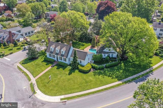 200 Magnolia Avenue, FREDERICK, MD 21701 (#MDFR263860) :: The Gus Anthony Team