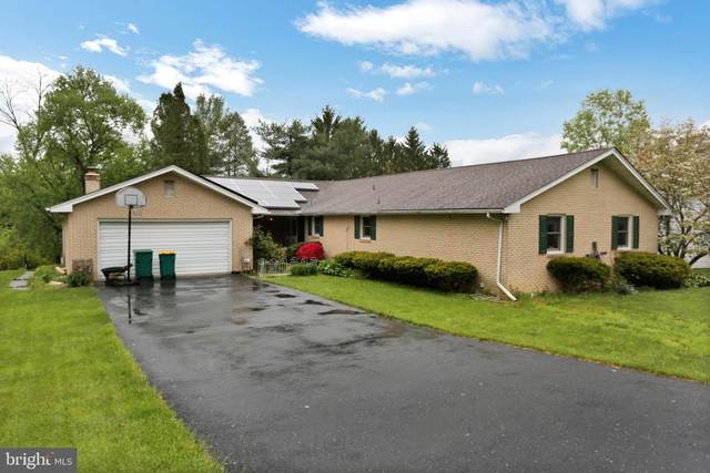 432 Pawnee Drive, MECHANICSBURG, PA 17050 (#PACB123354) :: The Heather Neidlinger Team With Berkshire Hathaway HomeServices Homesale Realty