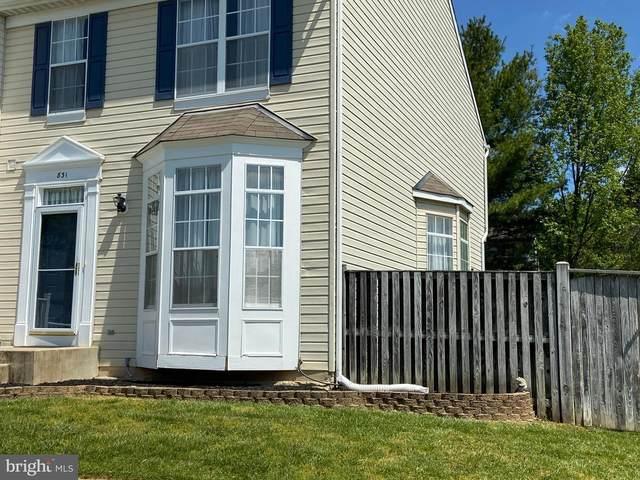 831 Sunflower Drive, ODENTON, MD 21113 (#MDAA433570) :: Eng Garcia Properties, LLC