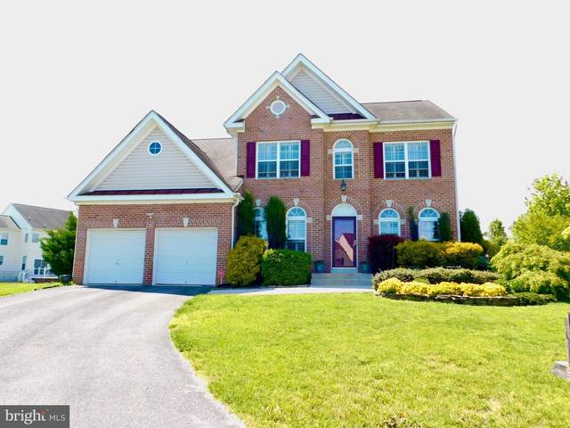 66 Dyer Way, MARTINSBURG, WV 25404 (#WVBE176990) :: SURE Sales Group