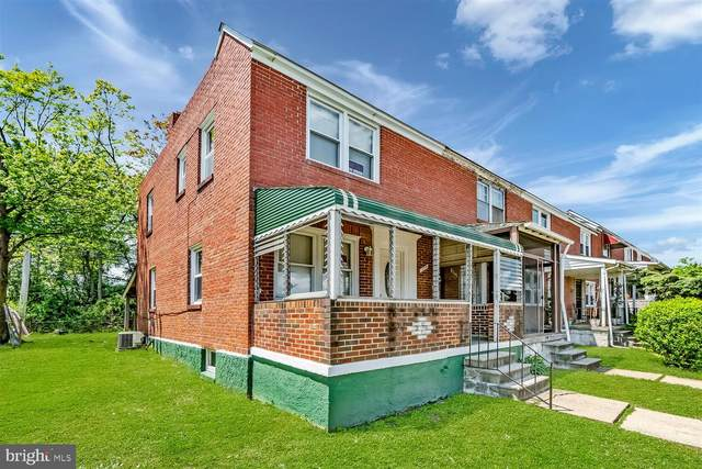 2514 Terra Firma Road, BALTIMORE, MD 21225 (#MDBA509748) :: The Schiff Home Team